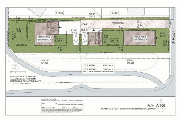 rezoning planning study plan